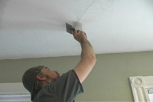 Tips to repair ceiling cracks, ceiling maintenance