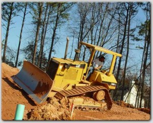 Site preparation, construction tips