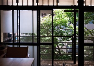 Install screen doors, verandah decor