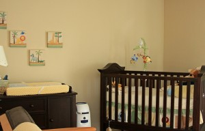 baby nursery, kids room