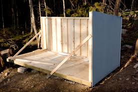 Garden Sheds Construction